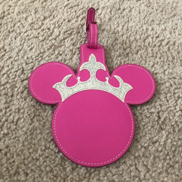 Disney Princess Luggage Tag